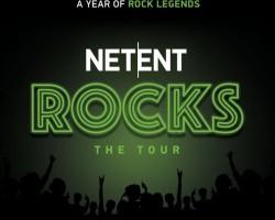 Стал известен новый игровой автомат серии NetEnt Rocks - Jimi Hendrix Online Slot