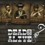 Описание онлайн слота Dead or Alive
