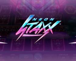 Игровой автомат Neon Staxx